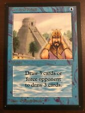 ANCESTRAL RECALL Beta Collector's Edition Magic the Gathering MTG 93/94 CE