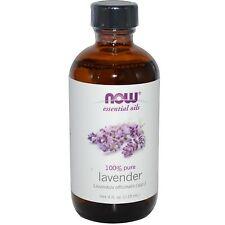 Lavender Oil (100% Pure), 4 oz - NOW Foods Essential Oils