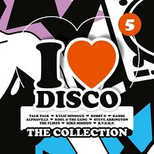 I LOVE DISCO COLLECTION VOL.5 - 2CD