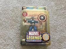 Marvel legends ToyBiz series 1 Captain America 2002