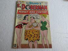 Sgt. Bilko's Pvt. Doberman No. 3 Comic Book
