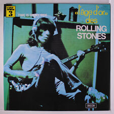 ROLLING STONES: Time Is On My Side (l'age D'or 3) LP (France, laminated gatefol