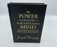 The Power of Your Subconscious Mind by Joseph Murphy  Hardcover, Deluxe) Gift