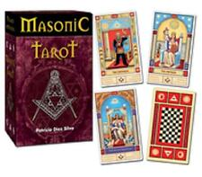 Masonic Tarot Deck – Silva – Mysteries of Freemasonry – Alchemical Elements