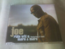 JOE / G-UNIT - RIDE WIT U - 2 TRACK R&B CD SINGLE