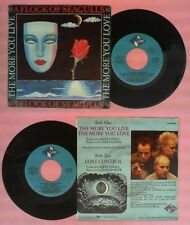 LP 45 7'' A FLOCK OF SEAGULLS The more you live love Lost control no cd mc dvd *