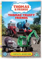 Thomas the Tank Engine and Friends: Thomas' Trusty Friends DVD (2009) Thomas