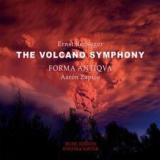 Reijseger - Ernst Reijseger: The Volcano Symphony [New CD]
