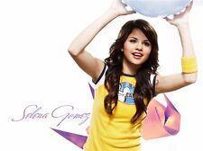 "N034 Selena Gomez - Singer Beauty Sex Hot Girl 17""x13"" Poster"