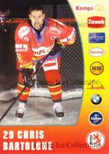 2001-02 German DEG Metro Stars Postcards #1 Chris Bartolone
