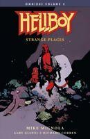 Hellboy Omnibus Strange Places 2, Paperback by Mignola, Mike; Gianni, Gary (I...