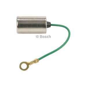 Bosch Ignition Condenser GB553-C fits Volvo P 1800 1.8 76kw