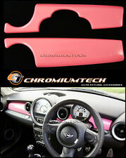 MK2 MINI Cooper/S/ONE PINK Dashboard Panel Trim Cover R55 R56 R57 R58 R59 LHD