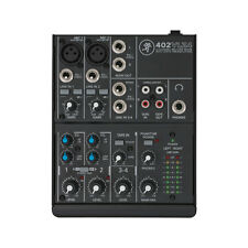 Mackie 402-VLZ4 Ultra Compact 4 Channel Sound Mixer ONYX Preamps