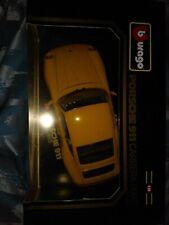 Burago 1993 Porsche 911 Carrera 1:18 Die Cast Model Car 3060 From 1993 Sealed