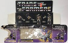 1985 HASBRO TRANSFORMERS G1 BOMBSHELL BOX ONLY GENERATION ONE INSECTICON