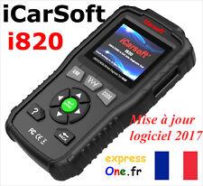 iCarsoft i820 Valise Diagnostique Multimarque OBD2 Diagnostic Scanner Interface