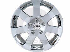 06-15 Jeep Wrangler Commander New Chrome Cast Aluminum Wheel Set of 4 Mopar Oem
