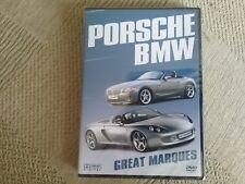 great marques porsche, bmw dvd new freepost