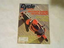 JULY 1980 CYCLE MAGAZINE,MOTO GUZZI 949,SUZUKI PE175T,HONDA CB650,TUMULT,80S,AMA