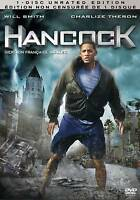 Hancock (DVD, 2008) Bilingual Free Shipping In Canada
