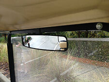 "16.5"" Xtra Wd Panoramic Rearview mirror for golf carts EZ-Go, Yamaha, and Club.."