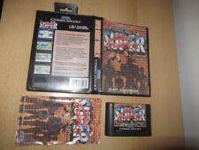 Videogiochi Street Fighter per sega mega drive