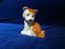 Vintage USSR Porcelain Figurine Tiger Small Polonnoe ZHK russian antique