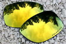 Yellow Orange Polarized Sunglass Lenses for Oakley Jupiter Squared