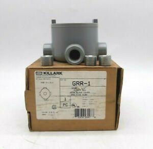 Killark GRR-1 Outlet Box