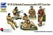 BRONCO CB35098 1/35 British/Commonwealth AFV Crew set