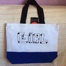 Bolso de playa BELLA Freud Chica Shopper Eco Bolso nuevo con etiqueta