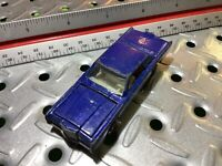 1968 Hotwheels Original Custom Continental Mark III