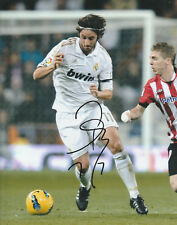 ESTEBAN GRANERO SIGNED AUTO'D 8X10 PHOTO REAL MADRID SPAIN ESPANYOL SOCIEDAD B