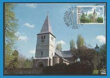 Belgique 1990 2381 CM Watermael-Boitsfort - église Saint-Clément