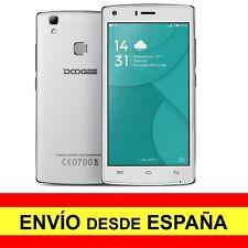 Funda Silicona para DOOGEE X5 MAX PRO Carcasa Transparente TPU ¡España! a2374