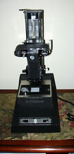 1950's Era HONEYWELL HEILAND REPRONAR MODEL 1878 35MM CAMERA WITH FORENSIC STAND