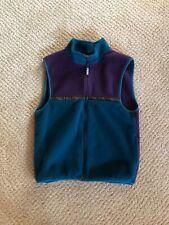Vintage Campmor Fleece Vest - Men's S