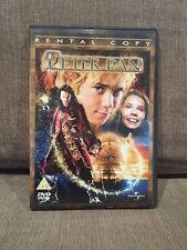 Peter Pan (DVD, 2004) with Special features