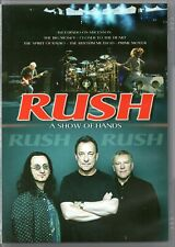Rush DVD A Show Of Hands Brand New Sealed
