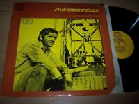 NM 1970 Five Easy Pieces Jack Nicholson Tammy Wynette Soundtrack LP Album