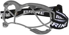Brine Vantage II Goggles w/Strap Lacrosse Field Hockey Gray Size S/M Sports Gear