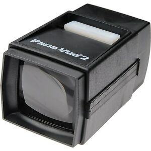 Pana-Vue 6562 #2 Illuminated Lightweight Slide Viewer for 35mm Photos -Brand New