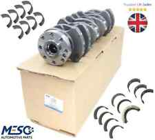 CRANKSHAFT + BIG END SHELLS + MAIN BEARINGS FORD TRANSIT MK7 2.2 2.4 2006-2014