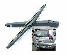 Toyota Land Cruiser 2002-2009 HDJ120 Rear Window Wiper Arm&Blade Genuine Design