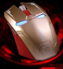 US Golden 2.4GHz Wireless 2400DPI 6D NAFFEE G5 6 Buttons Gaming Mouse PC Mice