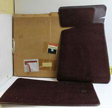 NEW OEM Front Floor Mats Carpet Color Claret 1982-1988 Chevy Monte Carlo (FB5)