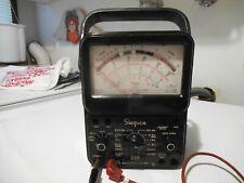 Vintage SIMPSON Model 260 Multi - Meter Volt Ohm