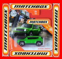 MATCHBOX 2020   2019 JEEP RENEGADE   1 /100   NEU&OVP