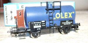 G21 Märklin 4675 Kesselwagen Olex